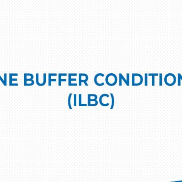 INLINE BUFFER CONDITIONING (ILBC)
